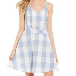 💘NWT! Sweet plaid dress